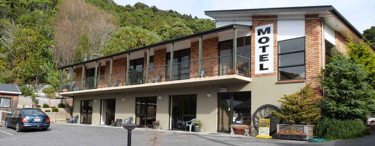 Sundowner Motel Accommodation In Greymouth New Zealand