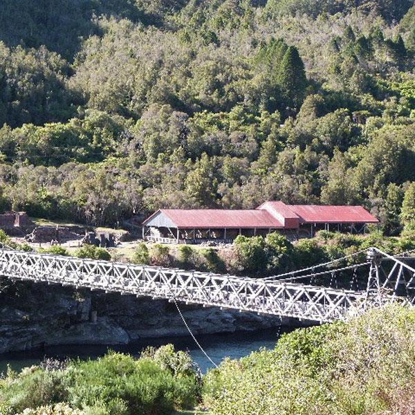 Historic Brunner Mine Site